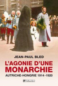 L'agonie d'une monarchie : Autriche-Hongrie 1914-1920 @ Maisons Laffitte centre Montesquieu